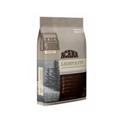 Croquettes pour chien en surpoids Acana Heritage Light & Fit Sac 6 kg