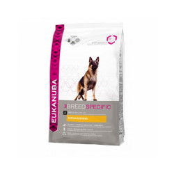 Croquettes pour chien Eukanuba Adult Breed Specific Berger Allemand Sac 12 kg