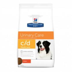 Croquettes pour chien Hill's Prescription Diet Canine C/D Sac 2 kg