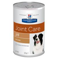 Boîtes Hill's Prescription Diet Canine J/D 12 Boîtes 370 g