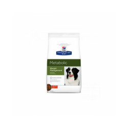 Croquettes Diet Canine Metabolic Prescription Hill's Sac 1,5 kg