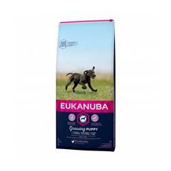 Croquettes pour chien junior grande race Eukanuba Sac 3 kg