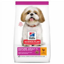 Croquettes pour chien mature actif petites races Hill's Science Plan Longevity Sac 3 kg