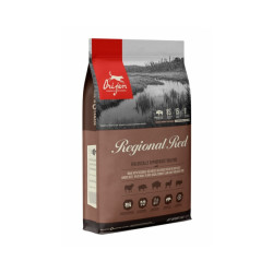 Croquettes pour chien Orijen Regional Red sac 2 kg