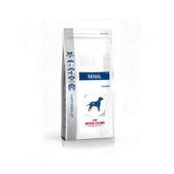 Croquettes Royal Canin Veterinary Diet Renal pour chiens Sac 2 kg
