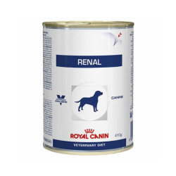 Royal Canin Veterinary Diet Renal pour chiens 12 boîtes 420 g
