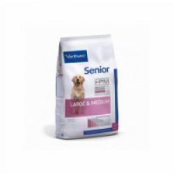 Croquettes pour chien senior Large & Medium Virbac Sac 3 kg