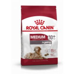 Croquettes pour chien senior Royal Canin Medium Ageing 10+ Sac 3 kg