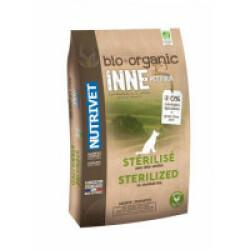Croquettes pour chien stérilisé Nutrivet Inne Bio Sac 3 kg