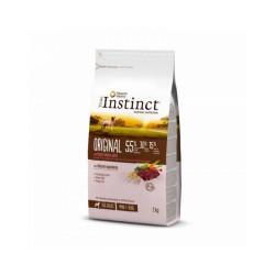 Croquettes pour chien True Instinct Original Mini Adult Agneau Sac 2 kg