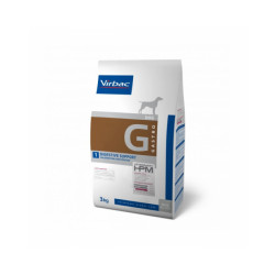 Croquettes pour chien Veterinary HPM Gastro Digestive Support Virbac Sac 3 kg