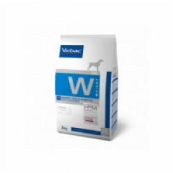 Croquettes pour chien Weight Loss & Diabetes Veterinary HPM Virbac Sac 3 kg