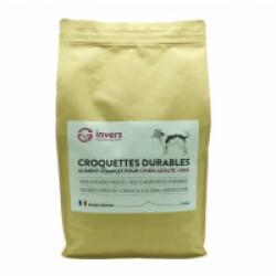 Croquettes pour chiens de petite race (<15kg) aux protéines d'insectes - Sac 4 kg