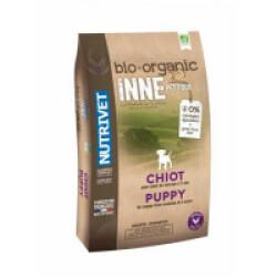 Croquettes pour chiot jusqu'à 2 ans Nutrivet Inne Bio Sac 3 kg