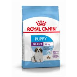 Croquettes pour chiots de très grande race Royal Canin Giant Puppy Sac 3,5 kg