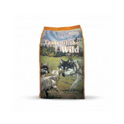 Croquettes pour chiots Taste of The Wild High Prairies Puppy Sac 13 kg