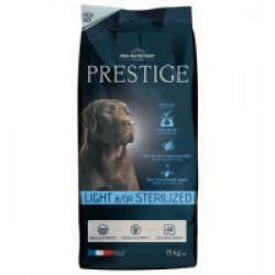 Croquettes Prestige adulte light / sterilized Flatazor Pro Nutrition pour chien Sac 15 kg