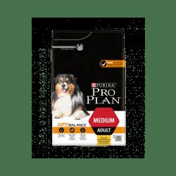 Croquettes Pro Plan Medium Adult OptiBalance