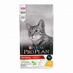 Croquettes Pro Plan pour chat poulet et riz sac 1,5 kg