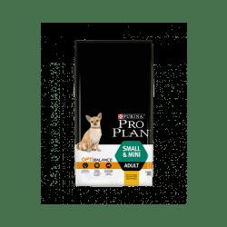 Croquettes Pro Plan Small & Mini Adult OptiBalance Sac 3 kg