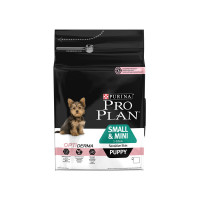 Croquettes Pro Plan Small & Mini Puppy Sensitive Skin OptiDerma