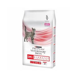 Croquettes Pro Plan Veterinary Diet DM St/Ox Diabetes Management pour chats