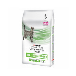 Croquettes Pro Plan Veterinary Diet HA St/Ox Hypoallergenic pour chats