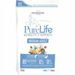 Croquettes Pure Life medium adult sans céréales Flatazor Pro Nutrition pour chien