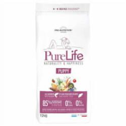 Croquettes Pure Life puppy sans céréales Flatazor Pro Nutrition pour chiot