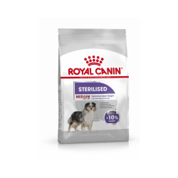 Croquettes Royal Canin Medium Adulte Sterilised