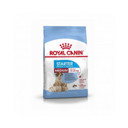 Croquettes Royal Canin Medium Starter Mother & Babydog