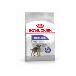 Croquettes Royal Canin Mini Adulte Sterilised Sac 3 kg