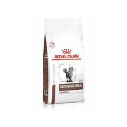 Croquettes Royal Canin Veterinary Care Gastrointestinal Hairball pour chats
