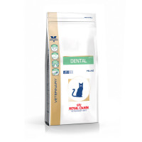 Croquettes Royal Canin Veterinary Diet Adulte Dental S/O pour chats Sac 1,5 kg
