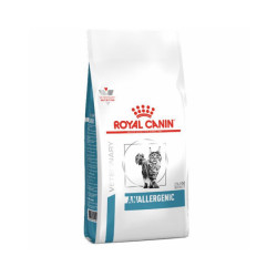 Croquettes Royal Canin Veterinary Diet Anallergenic pour chat
