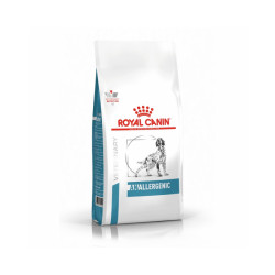 Croquettes Royal Canin Veterinary Diet Anallergenic pour chiens