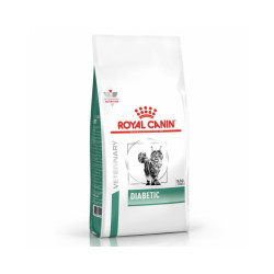 Croquettes Royal Canin Veterinary Diet Diabetic pour chats
