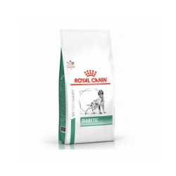 Croquettes Royal Canin Veterinary Diet Diabetic pour chiens