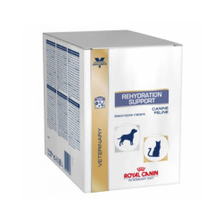 Royal Canin Veterinary Diet Dog et Cat Rehydration 15 Sachets 29 g