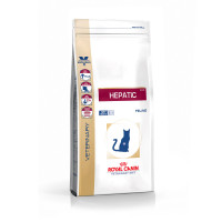 Croquettes Royal Canin Veterinary Diet Hepatic HF 26 pour chats Sac 2 kg