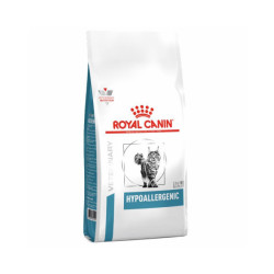 Croquettes Royal Canin Veterinary Diet Hypoallergenic pour chats