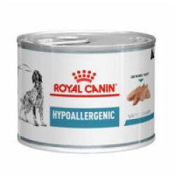 Royal Canin Veterinary Diet Hypoallergenic pour chiens 12 boîtes de 200 g