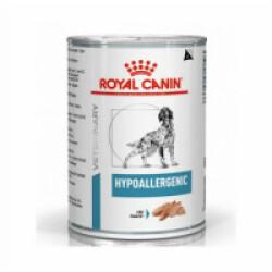 Royal Canin Veterinary Diet Hypoallergenic pour chiens 12 Boîtes de 400 g