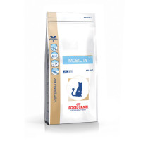 Croquettes Royal Canin Veterinary Diet Mobility MC 28 pour chats Sac 2 kg