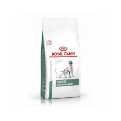 Croquettes Royal Canin Veterinary Diet Satiety Weight Management pour chiens