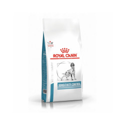 Croquettes Royal Canin Veterinary Diet Sensitivity Control pour chiens