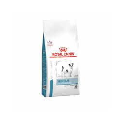Croquettes Royal Canin Veterinary Diet Skin Care Small Dog pour chiens