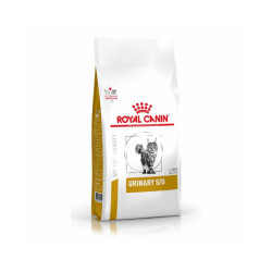 Croquettes Royal Canin Veterinary Diet Urinary S/O pour chats