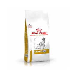 Croquettes Royal Canin Veterinary Diet Urinary U/C LP pour chiens