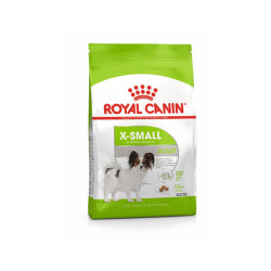 Croquettes Royal Canin X-SMALL Adulte Sac 1,5 kg